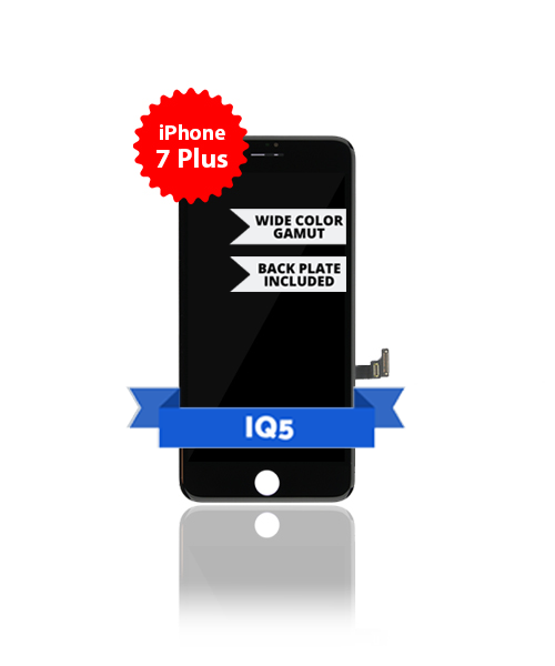 LCD Replacement for iPhone 7 Plus Premium Plus Black
