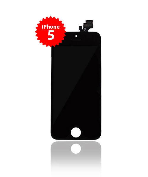 Lcd Replacament for iPhone 5 Premium Black