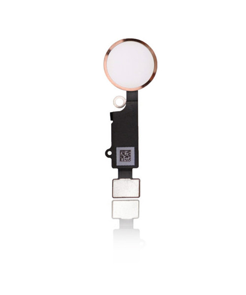 iPhone 7/7plus/8/8plus Home Button Flex Cable Replacement in Rose Gold