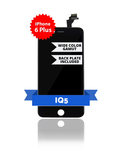 LCD Replacement for iPhone 6 Plus Premium Plus Black