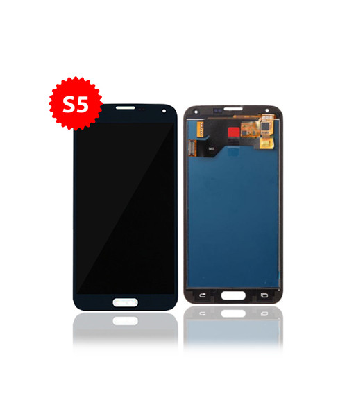 Lcd Replacement for Samsung Galaxy S5 Without Frame in Black