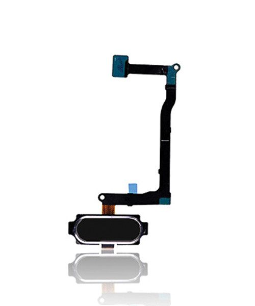 Samsung Galaxy Note 5 Home Button Flex Cable Replacement in Black