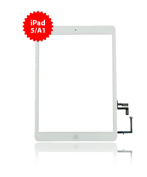Digitizer Replacement for iPad Air 1/iPad 5 Premium Quality in White