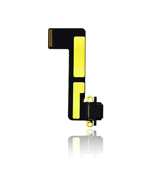 iPad Mini 1 Charger Port Flex Cable Replacement in Black