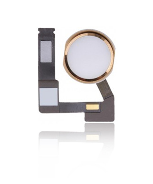 Home Button Flex Cable Replacement for iPad Pro 10.5 in Gold.