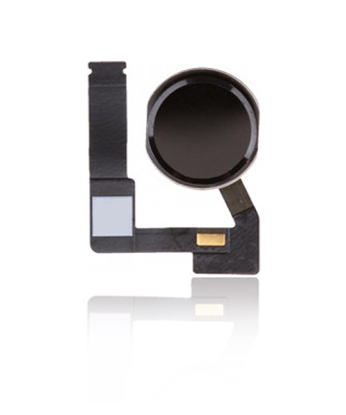 Home Button Flex cable Replacement for iPad Pro 10.5 in Black.