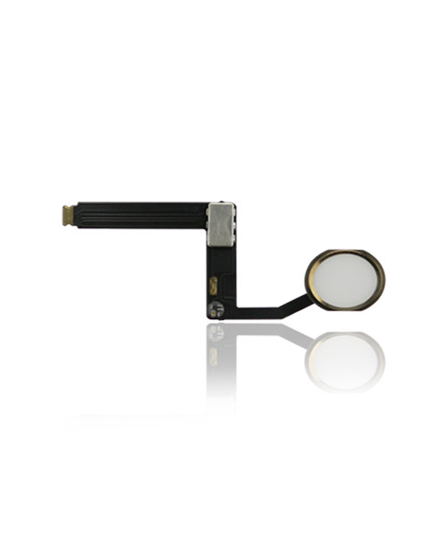 Home Button Flex Cable Replacement for iPad Pro 9.7 in Gold.