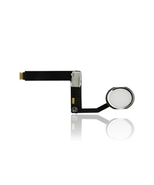 Home Button Flex Cable Replacement for iPad Pro 9.7 in Silver.