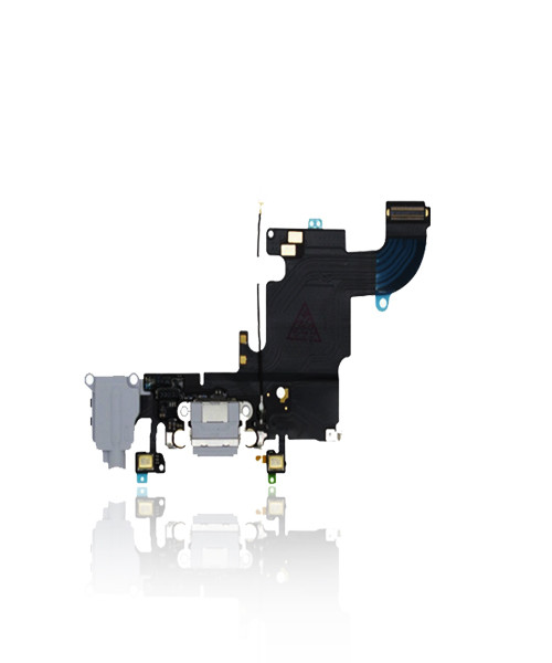iPhone 6s Charger Port Headphone Jack Replacement in White