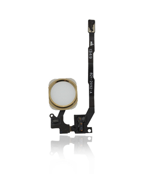 iPhone 5s Home Button Flex Cable Replacement in Gold