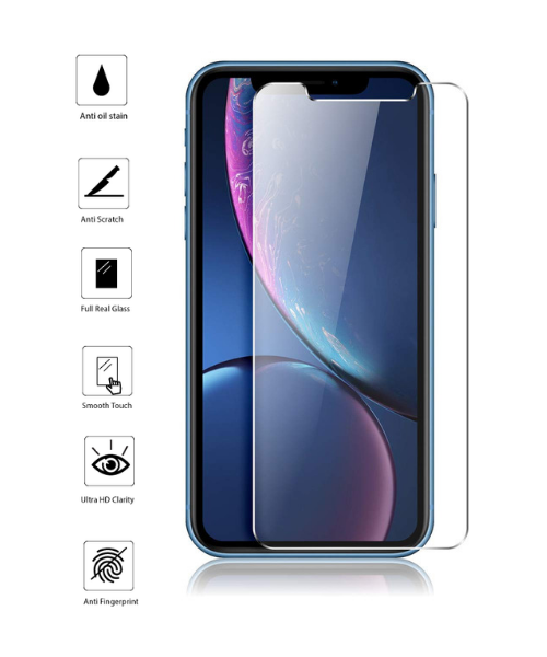 Tempered Glass for iPhone XR (10 Pack)