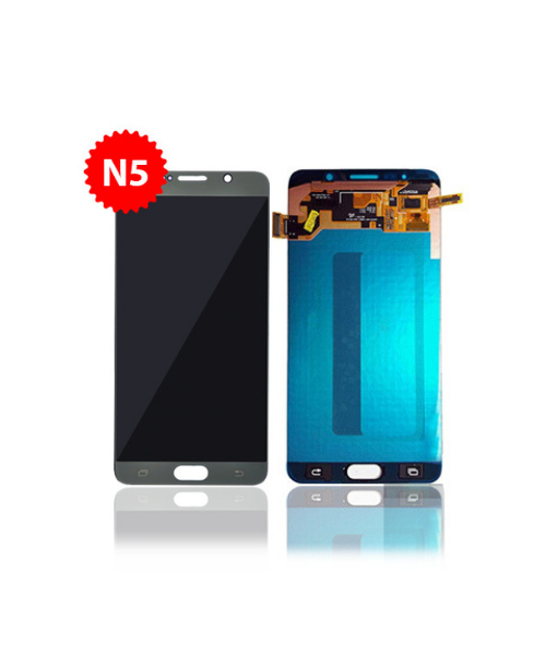 Lcd Replacement for Samsung Galaxy Note 5 Without Frame in Silver