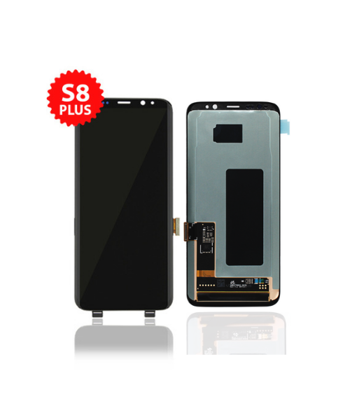 LCD Replacement for Samsung Galaxy S8 Plus Without Frame in Black