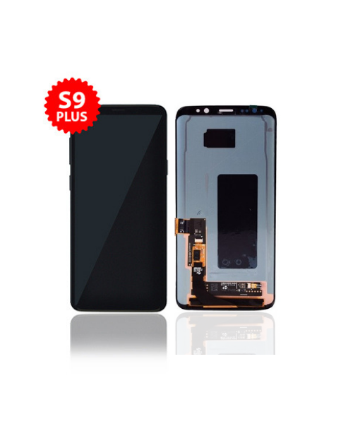 LCD Replacement for Samsung Galaxy S9 Plus Without Frame in Black