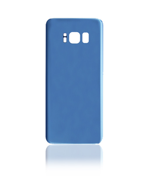 Samsung Galaxy S8 Back Battery Cover Replacement in  Blue