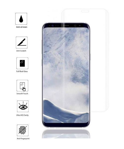Tempered Glass for Samsung Note 8 (Full Glue)