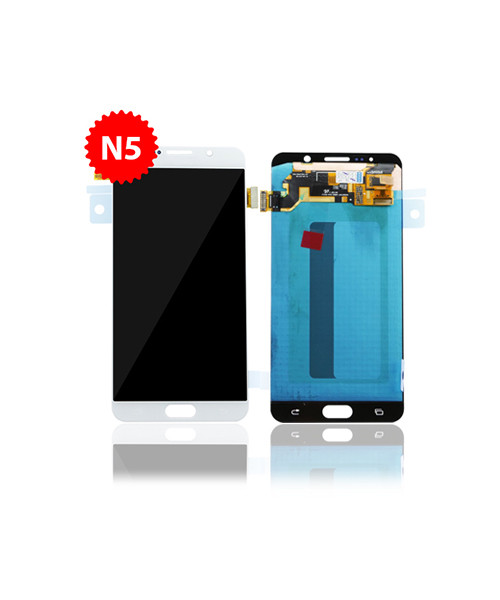 Lcd Replacement for Samsung Galaxy Note 5 Without Frame in White