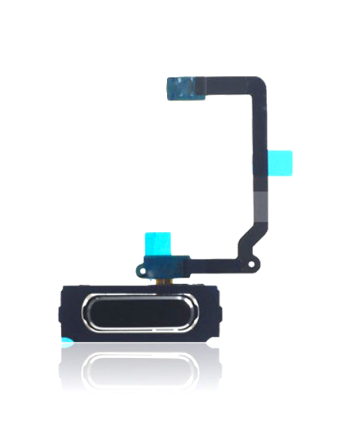 Samsung Galaxy S5 Home Button Flex Cable  Replacement in Black.
