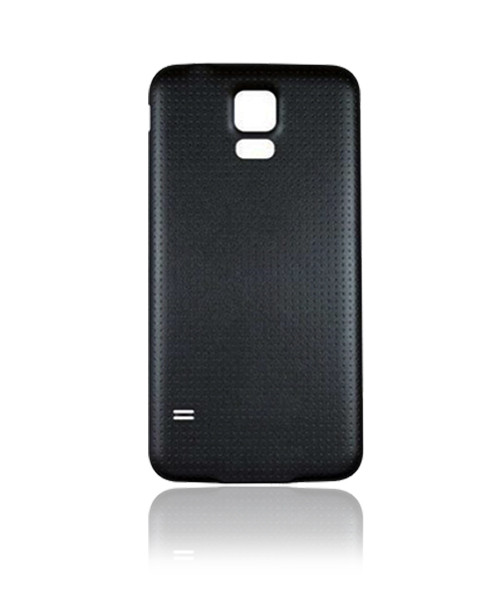 Samsung Galaxy S5 Back Battery Cover Replacement in Black