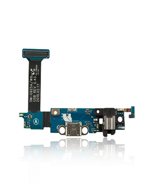 Samsung Galaxy  S6 Edge G925A Charger Dock Port Assembly