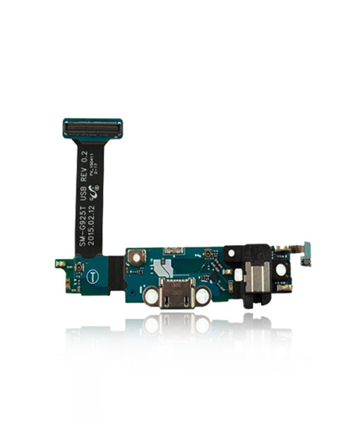 Samsung Galaxy  S6 Edge G925T Charger Dock Port Assembly