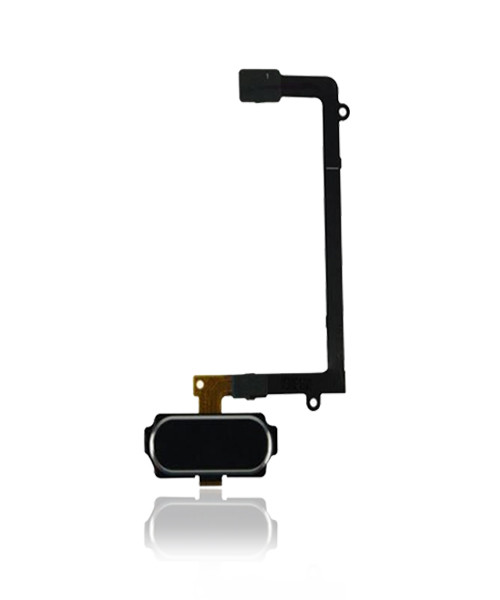 Samsung Galaxy S6 Edge  Home Button Flex Cable Replacement in Black.