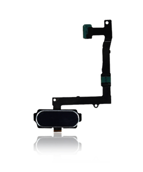 Samsung Galaxy S6 Edge Plus  Home Button Flex Cable Replacement in Black.