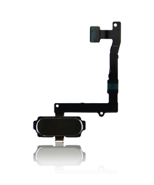 Samsung Galaxy S6 Edge Plus  Home Button Flex Cable Replacement in Gold