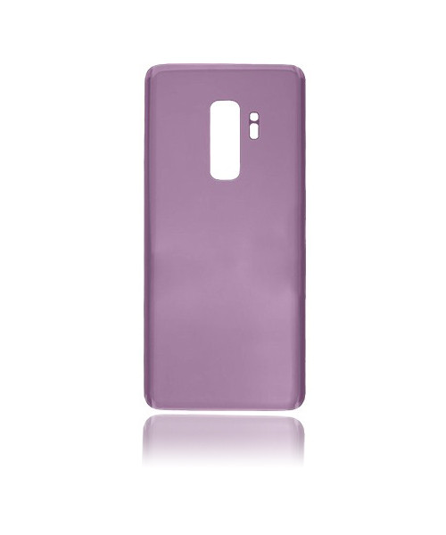 Samsung Galaxy S9 Plus Back Battery Cover Replacement with Camera Lens in Lilac Purple