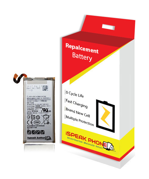 Battery Replacement for Samsung Galaxy S8