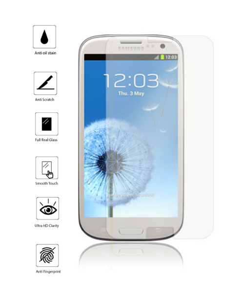 Tempered Glass for Samsung S3