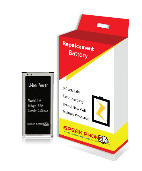 Battery Replacement for Samsung Galaxy S5