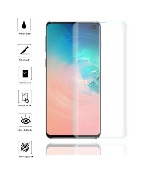 Tempered Glass For Samsung S10e (Full Glue)