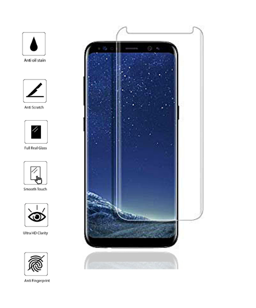 Tempered Glass for Samsung S8.